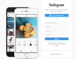 How to Sign up for Instagram without the App?