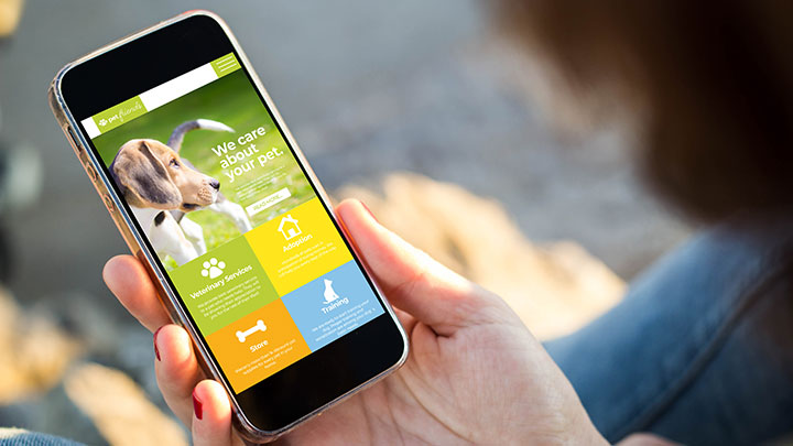 Mobile Apps Pet Care