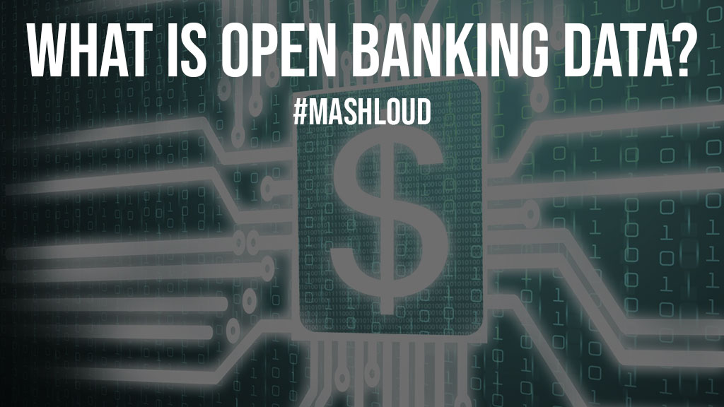 What is Open Banking Data